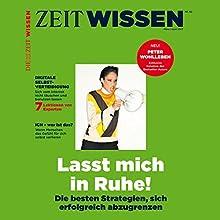 ZeitWissen, März / April 2017 Audiomagazin von  Die ZEIT Gesprochen von:  div.