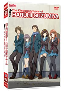 Melancholy of Haruhi Suzumiya Movie: The Disappearance of Haruhi Suzumiya