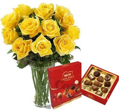 ramo-de-12-rosas-amarillas-naturales-frescas-flores-a-domicilio-regalo-bombones-caja-roja-100g-tarje