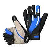 4ucycling Touch-screen Multifunction Gel Padded Super Breathable Cycling Gloves