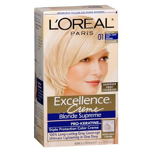 Loreal hair color blonde
