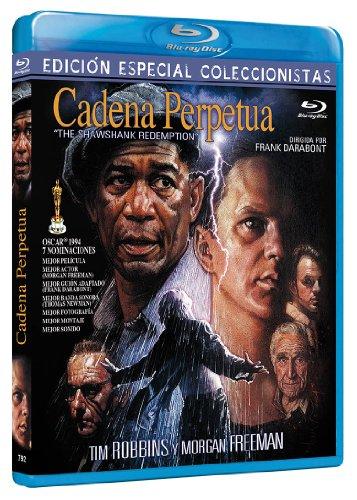 Cadena Perpetua Ed Especial BD [Blu-ray]