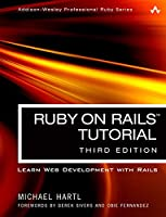 Ruby on Rails Tutorial: Learn Web Development with Rails, 3rd Edition Front Cover