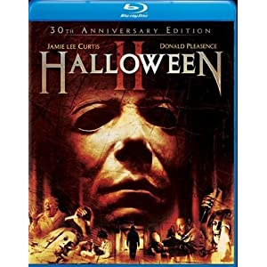 Click to buy Scariest Movies of All Time: Halloween II from Amazon!