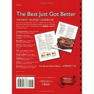 Betty Crocker Cookbook, 1 Livre en Ligne - Telecharger Ebook