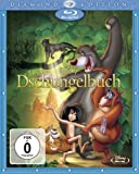 DVD & Blu-ray - Das Dschungelbuch (Diamond Edition) [Blu-ray]