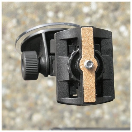 HR Richter 1690 Suction Mount KFZ Kamerahalter Camcorder Gewinde Fotogewinde Halter Halterung für Panasonic Lumix DMC-FS480 Lumix DMC-FS580 Lumix DMC-FS42 Lumix DMC-FZ28 NV-GS330 VDR-D50 NV-GS40 NV-GS17EG NV-GS75EG HDC-HS60