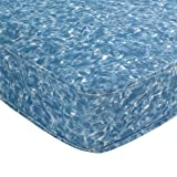 "4ft6 DOUBLE WATER PROOF MATTRESS 7"" DEEP FREE DELIVERY CHEAPEST ON AMAZON"
