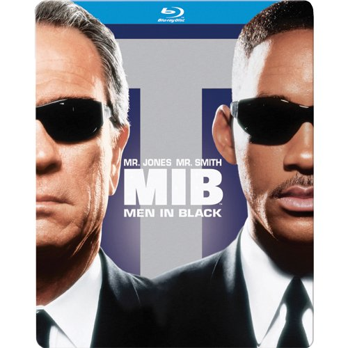 Men in Black [Blu-ray SteelBook]