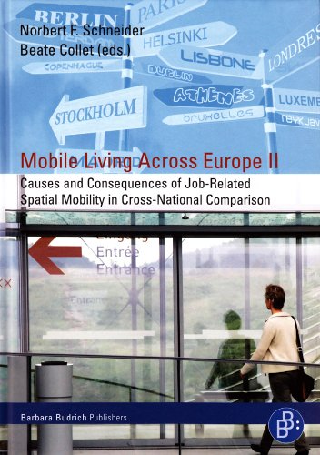 Mobile Living Across Europe II: Causes and Consequences of Job-Related Spatial Mobility in Cross-National Comparison