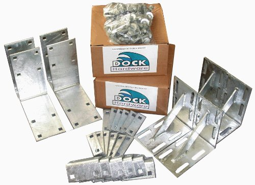 Galvanized Dock In A Box