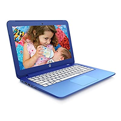 HP Stream Notebook13-c019tu 13.3-inch Laptop (Celeron N2840/2GB/32GB eMMC/Win 8.1/Intel HD Graphics), Blue