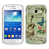 Kwmobile® Hard case City design (New York) for Samsung Galaxy Ace 3 S7270 / S7275