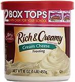 Betty Crocker Ready To Serve Frosting, Cream Cheese-16 OZ