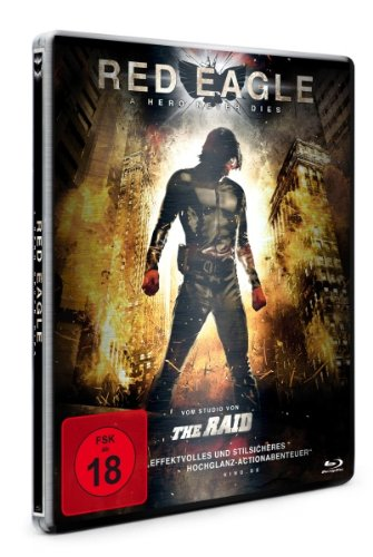 Red Eagle - Steelbook Edition, Blu-ray