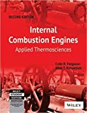 img - for Internal Combustion Engines: Applied Thermosciences - International Economy Edition book / textbook / text book