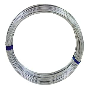 ook 50143 200 16 gauge galvanized steel wire   electrical