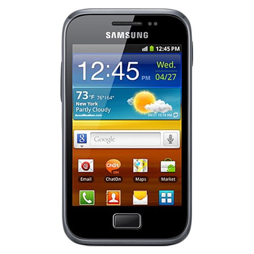Samsung GT-S7500 Galaxy Ace Plus – Unlocked Phone – US Warranty – Black