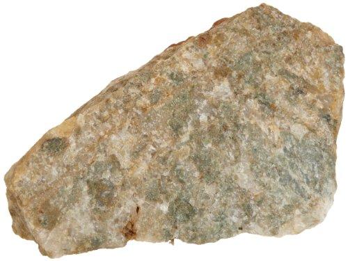 American Educational Massive Green Chrysoprase Quartz Mineral, 1Kg