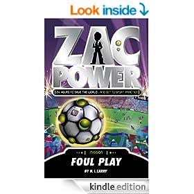 Zac Power: Foul Play