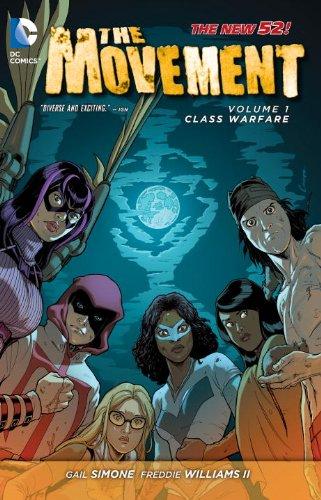 The Movement Volume 1: Class Warfare TP (The New 52)