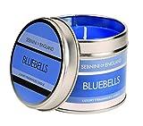 Sebnini Of England BLUEBELLS Luxury Fragranced Candle