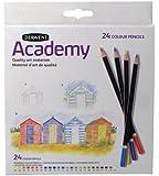 Derwent Academy Colour Carton Of 24