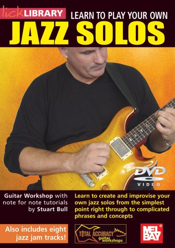 Learn To Play Your Own Jazz Solos [DVD]