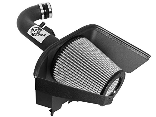 aFe Power Magnum FORCE 51-12382 Chevrolet Camaro Performance Intake System (Dry, 3-Layer Filter)