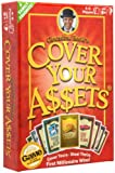 Grandpa Beck's Cover Your Assets Card Game, Be the First Millionaire, with Jewels, Cash, and Gold and Silver