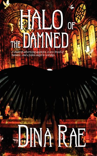 Book: Halo of the Damned by Dina Rae