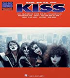 The Best of Kiss for Bass Guitar - Bass Recorded Versions - Book - TAB