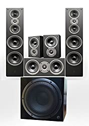 Jam&Lab Floor Standing Home Theater System 8 With SUB- 10