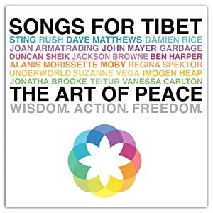 Songs for Tibet.. . Art of Peace