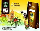 スターバックス VIA インスタントコーヒー コロンビア 2.1g×24本