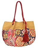 RajRang Handbag (Multi-color) (BAG01050)