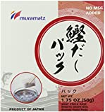 Maruhachi  Muramatz  Katsuo Dashi Soup Base 1.75-Ounce Units (Pack of 10)