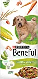 Beneful Dry Dog Food, Healthy Weight with Real Chicken, 15.5-Pound Bag, Pack of 1