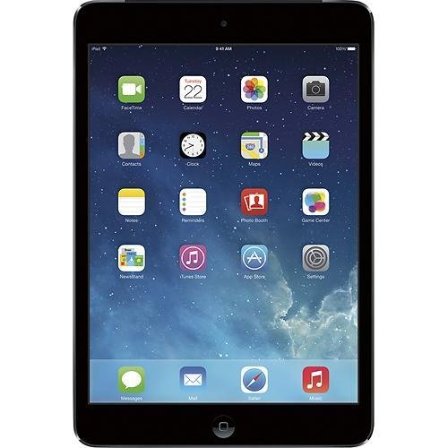 Apple iPad Mini MF432LL/A (16GB, Wi-Fi, Space Gray ) at Electronic-Readers.com