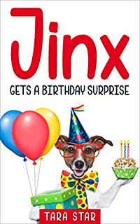 Kids Book: Jinx Gets A Birthday Surprise by Tara Star ebook deal