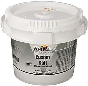 Animed epsom salt multi species 10 pound for Epsom salt for fish