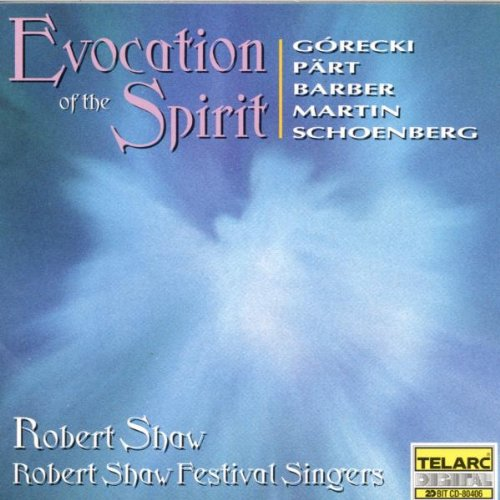 Evocation of the Spirit