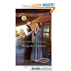 Handpicked Husband (Love Inspired Historical) Winnie Griggs
