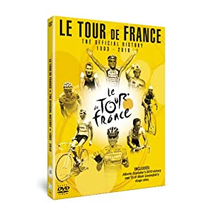 The Official History of the Tour De France 1903 - 2010 [DVD]