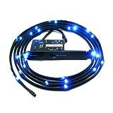 NZXT ブルーLED(24灯搭載)デコレーションチューブ 2m CB-LED20-BU