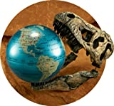 Uncle Milton Nat Geo Ultimate Dinopedia Globe