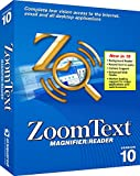 ZoomText 10 Screen Magnifier/Reader