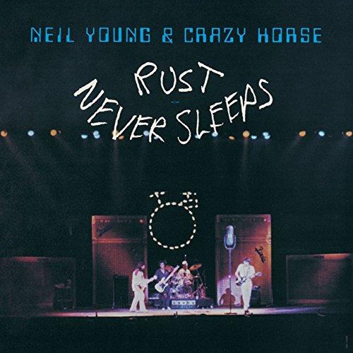 Vinilo : Neil Young & Crazy Horse - Rust Never Sleeps (140 Gram Vinyl, Black)