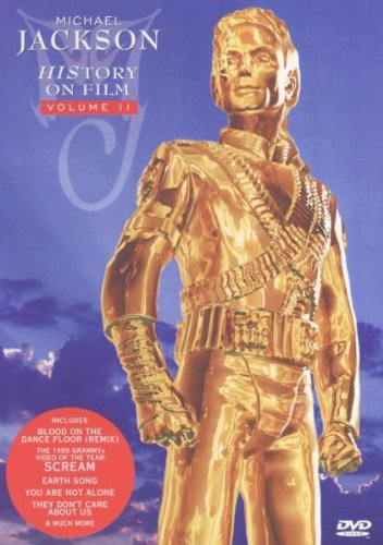 Michael Jackson - History on Film Vol. 2 [DVD]
