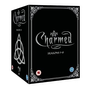 Charmed-Series 1-8-Complete [Reino Unido]